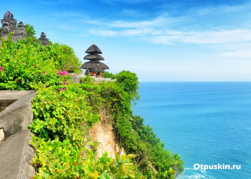 путеводитель по Бали - храм улувату