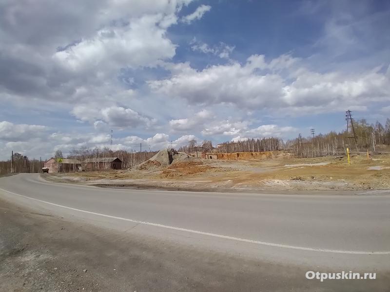 Самый грязный город России в Челябинской области