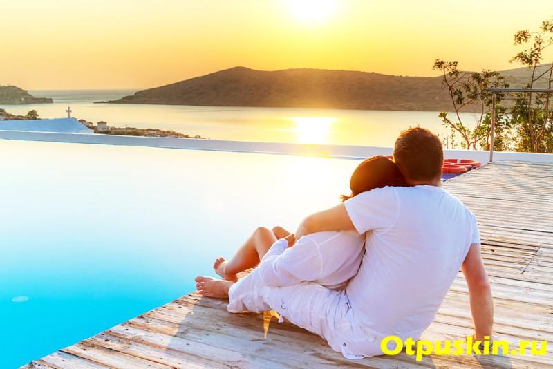 Романтический остров Крит для двоих