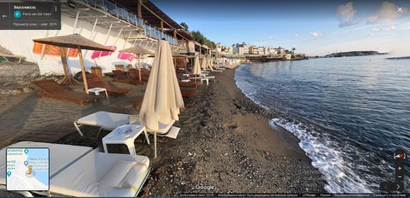 Плохие пляжи для детей на крите