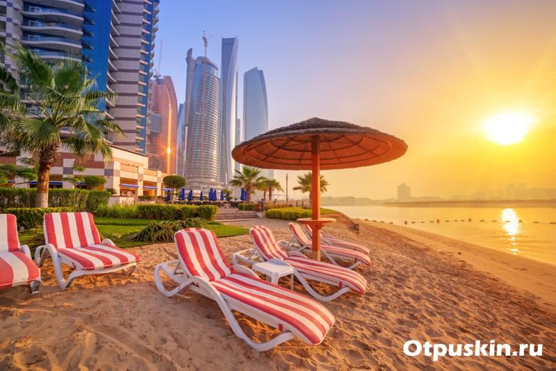 Ключевые особенности отдыха в эмиратах