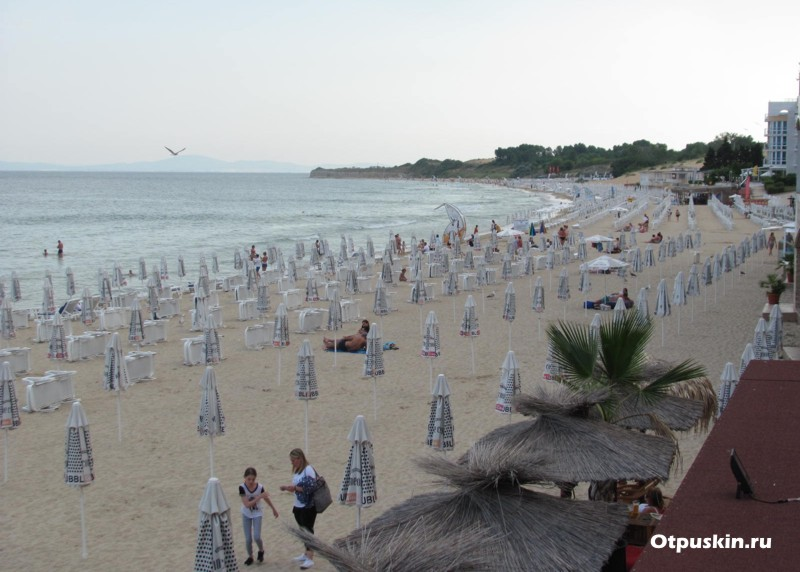 Новый несебр отдых пляжи