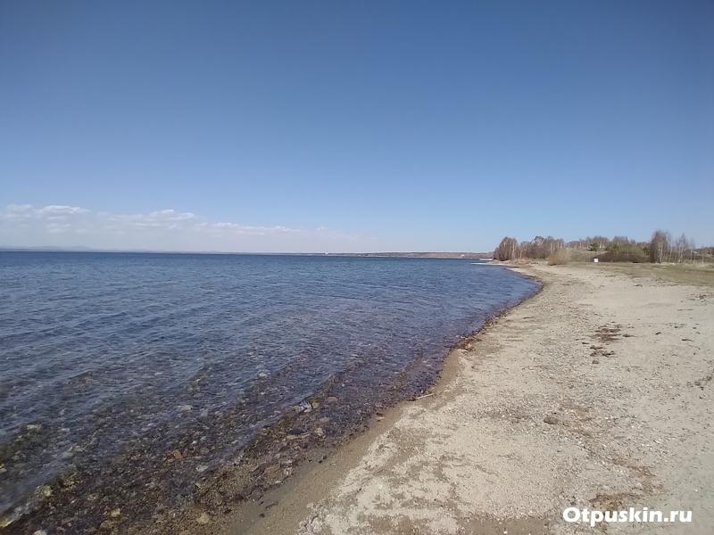 Коровий пляж Увильды Челябинская область