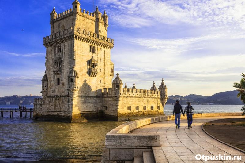 Белен башня в Португалии
