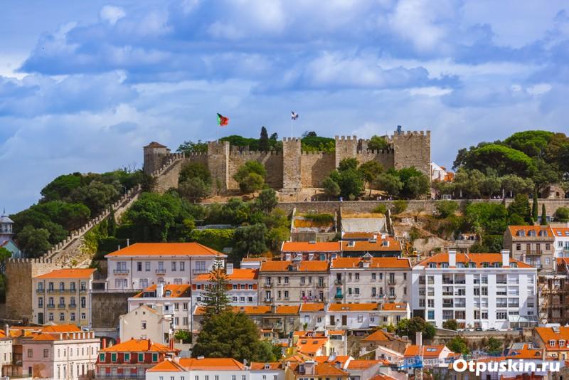 самостоятельный просмотр достопримечательностей лиссабона
