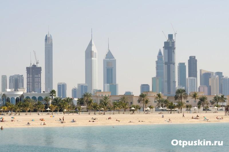 Подборка туров в Дубаи из Москвы цены на двоих